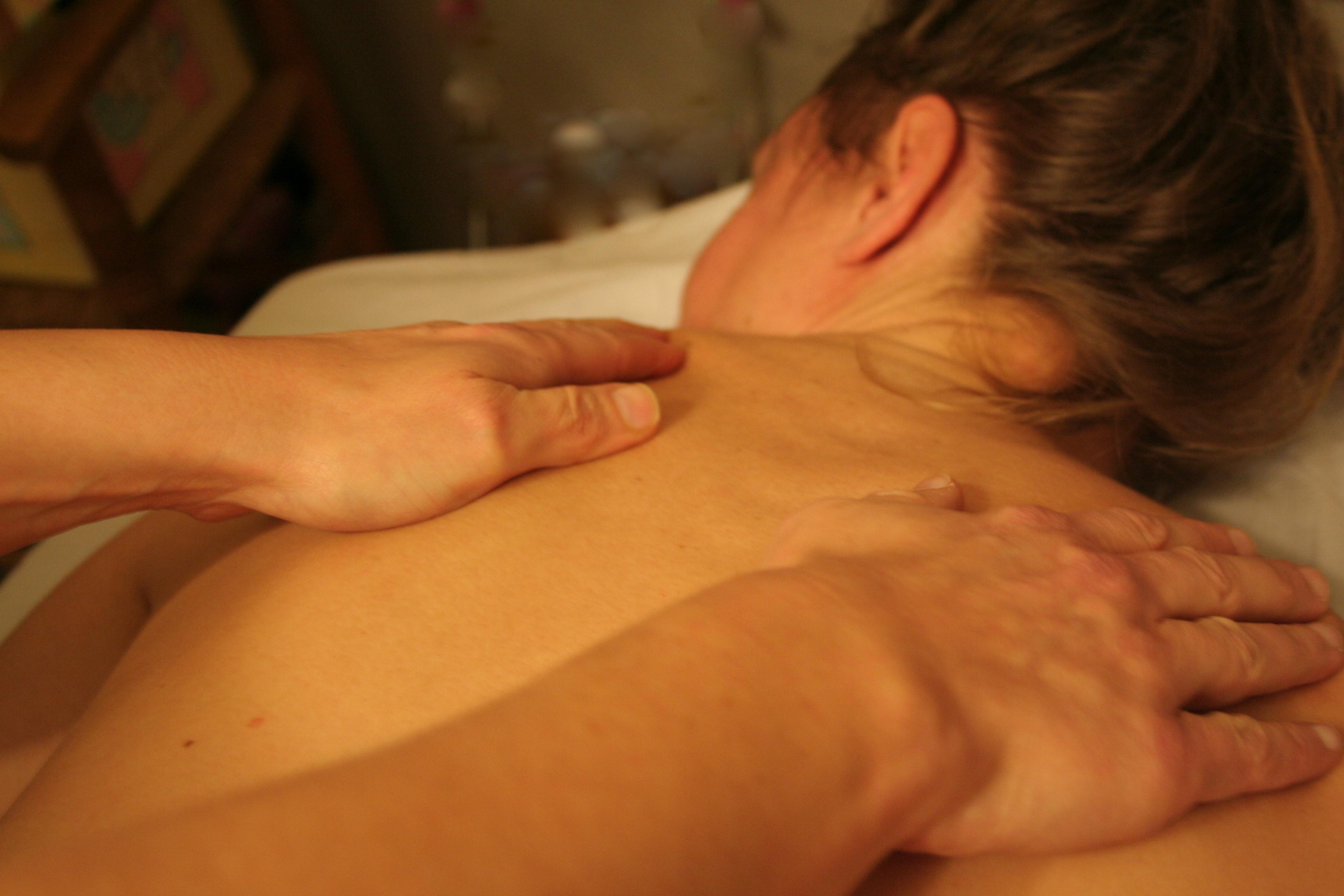 Marieke van Roden Sportmassage
